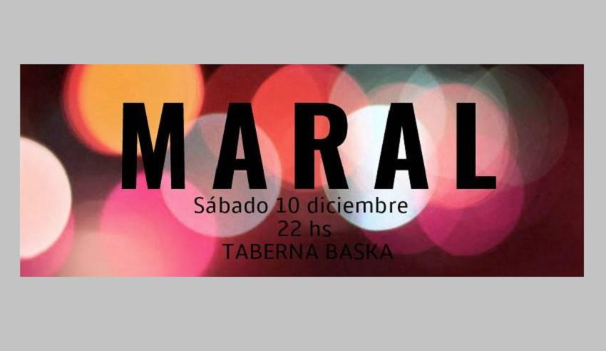 Concierto de Maral