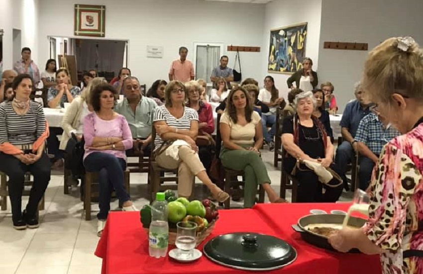 """""""Cocina Vasca Campesina""""ren aurkezpena"""