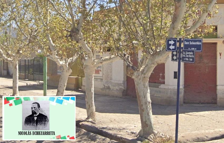San Sebastian - Nicolás Echezarreta