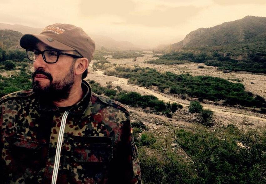 Martin Jauregui, kazetari eta dokumentalista