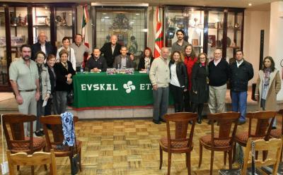 Julen Ruiz de Azua's management of the club has resulted in the endorsement of the Mexico City Euskal Etxea's members