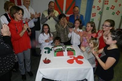 38th anniversary of the Mendiko Eusko Etxea