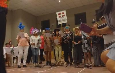 El Euskaldunak Denak Bat de Arrecifes celebró su 98 aniversario