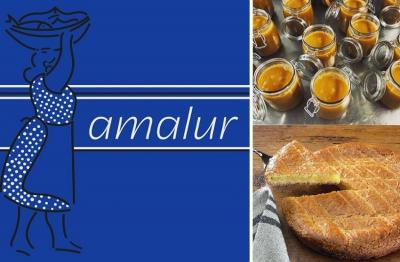 Amalur, Basque homemade food delivered to your home in Mexico City and Oaxaca by Mikel Arregi chef from Lapurdi