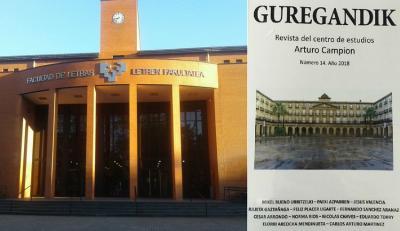 """Number 14 of """"Guregandik"""" comes to Euskal Herria"""