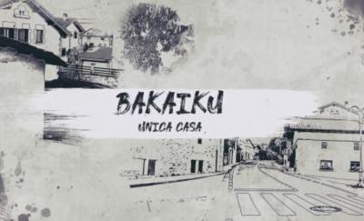 "Documentary ""Bakaiku, unica casa,"" by Argentine director Maru Roson"