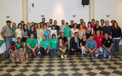 2019ko Udako Barnetegiko talde argazkia