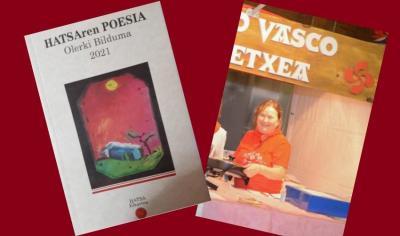 Lapurdiko 'Hatsaren Poesia' Olerki Bildumak Beatriz Poumeren poema dakar aurten
