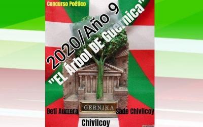 Concurso 'El Árbol de Guernica' de Chivilcoy
