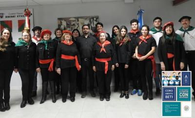 El Coro Abestu Beti del Centro Aberri Etxea convoca a nuevos coreutas