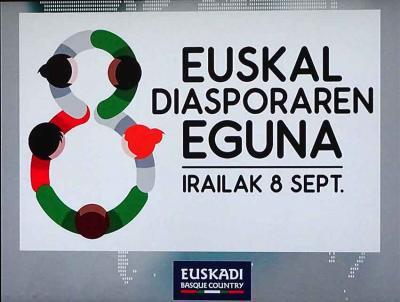 La semana siguiente a la 'rentrée' de septiembre será el Día de la Diáspora Vasca. ¿Habéis preparado algo en tu euskal etxea?