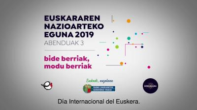 2019ko Euskararen Nazioarteko Eguna