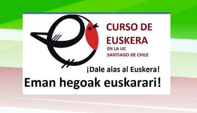 Euskera at the Pontifical Catholic University in Chile