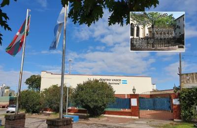 La Plazoleta Gernika y Centro Vasco de Chivilcoy, que presentó el X Concurso Poético Nacional 'El Árbol de Guernica'