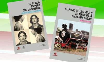 First books in the Hirusta Bilduma by Lauburu Publishers