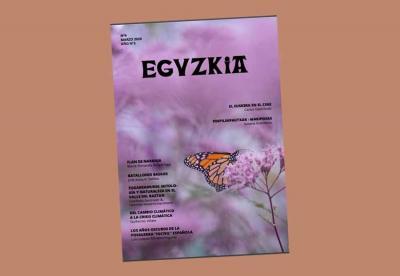 Atera berria du La Platako Euzko Etxeak 'Euzkia' hiruhilabetekariaren 2020ko lehenengo alea, martxoari dagokiona