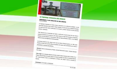'Lo Vasco Venezolano' bildumaren fitxa bat