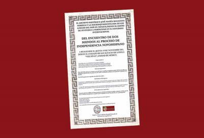 Kongresua datorren azaroaren 9an egingo da Mexiko Hiriko Loiolako San Inazio (Vizcainas) Ikastetxean