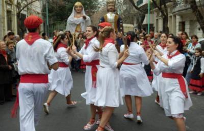 Aniversario del Centro Navarro de Buenos Aires en una imagen de archivo (foto EuskalKultura.eus)