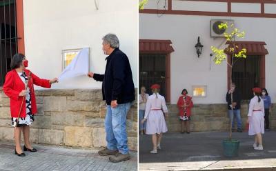 Gernikako Arbolaren kimu berria La Platan