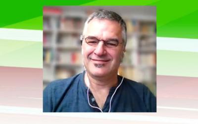 Ritxi Lizartza, founder of the Maramara Linguistic Services*