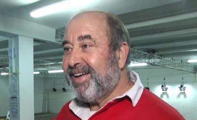 Salvador Bonachea, Chubut Iparrekialdeko Euskal Etxeko lehendakari berria (argazkia El Chubut)