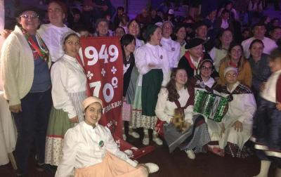 The Tandil Basque Club celebrates its 70th anniversary