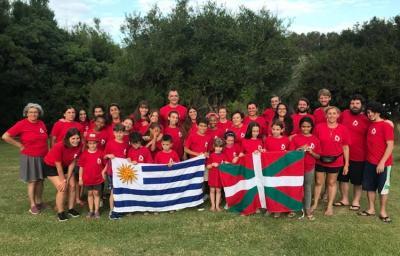 Uruguaiko FIVU federazioak antolatutako 20. Udalekua, 2019ari zegokiona, 2020ko urtarrilean egin zen, ohiko arrakastaz