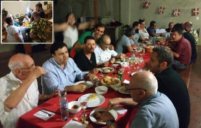 'Vascos por el Mundo' visitó Lima y su Euskal Etxea
