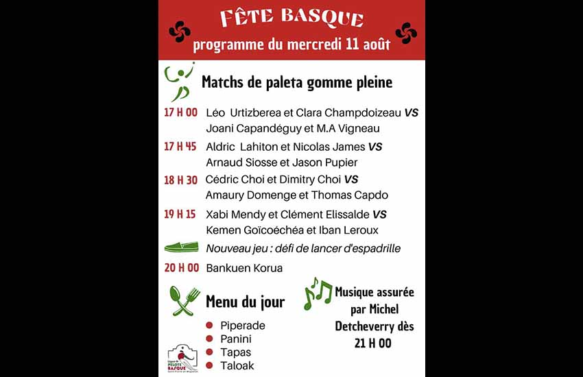 St Pierre & Miquelon Bestak 2021 miércoles