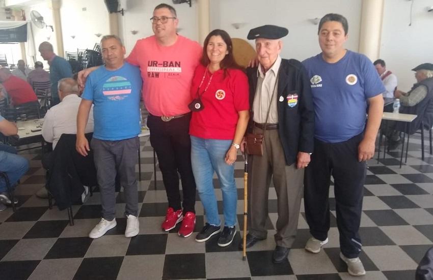 Euskal Diasporaren Eguneko Mus Txapelketa
