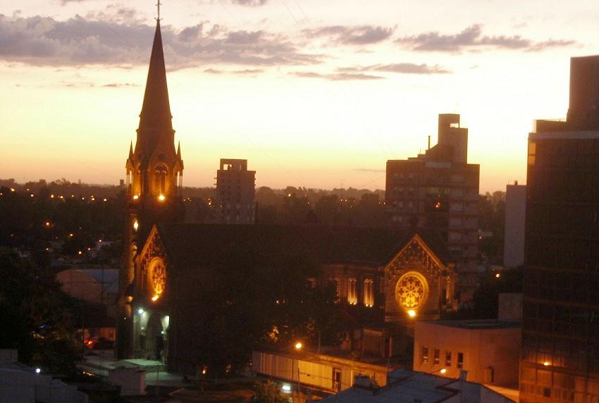 Iglesia Nuestra Señora de la Merced de Pergamino