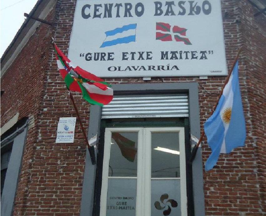 Centro Vasco Gure Etxe Maitea de Olavarría