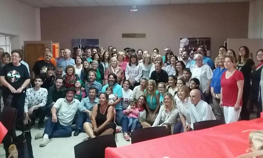 Primer Encuentro de Centros Vascos 2018