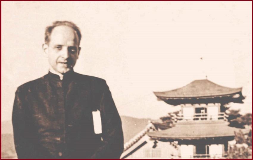 Padre Pedro Arrupe
