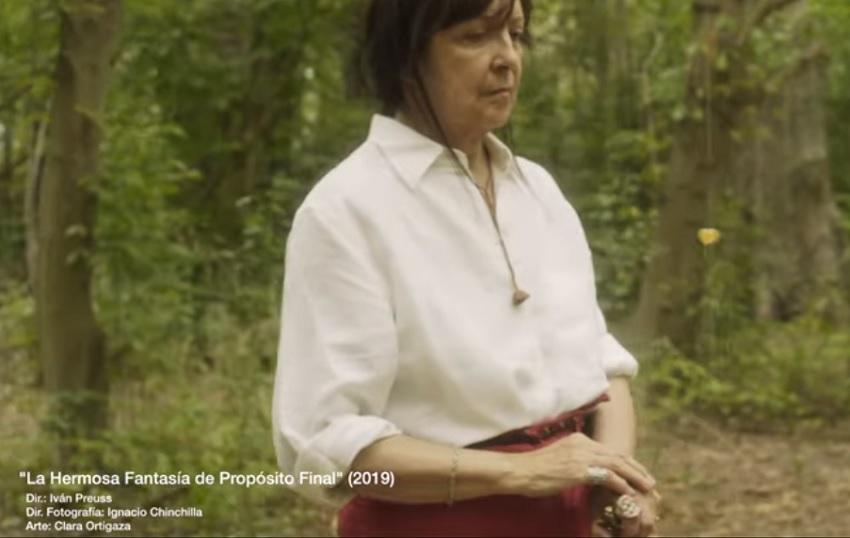 """Película """"La Hermosa Fantasía de Propósito Final"""""""