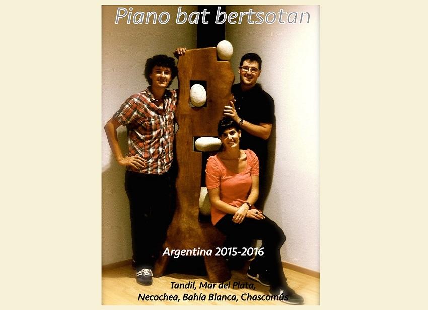 Piano bat bertsotan
