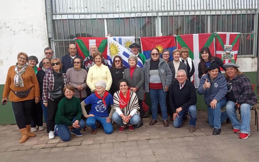 The San Joseko Euskaldunak Taldea Basque Club's 10th anniversary