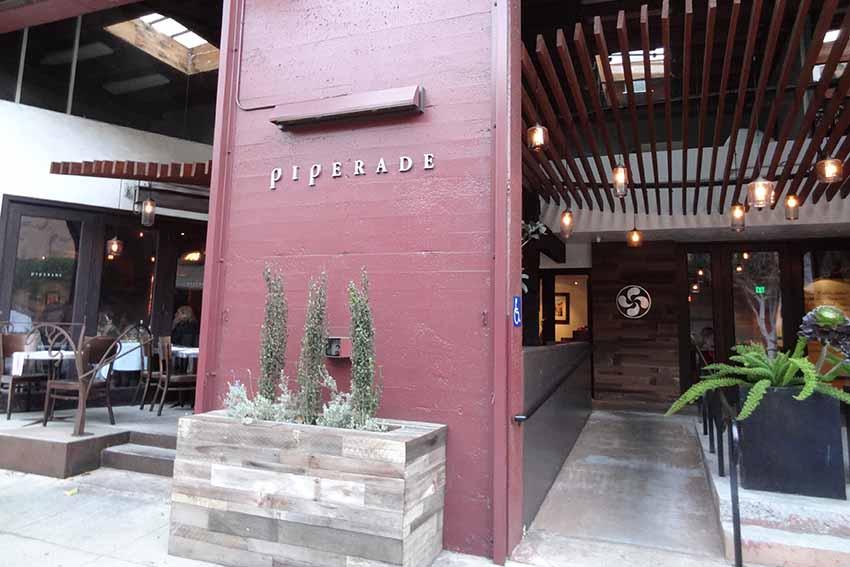 Piperade, San Frantzisko, CA