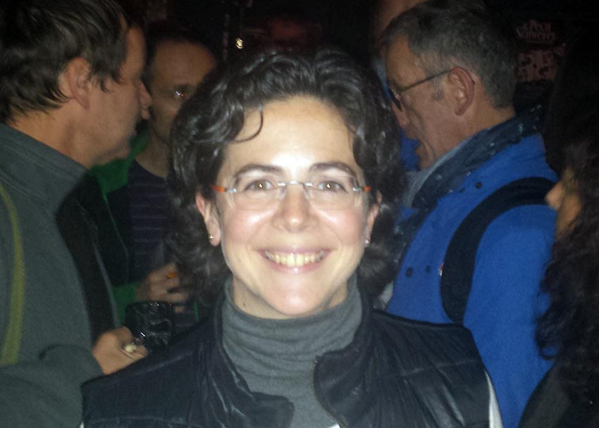 Sonia Hernandez Albistegui