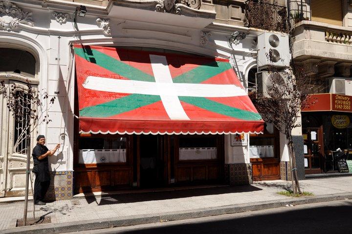 Taberna Baska restaurante