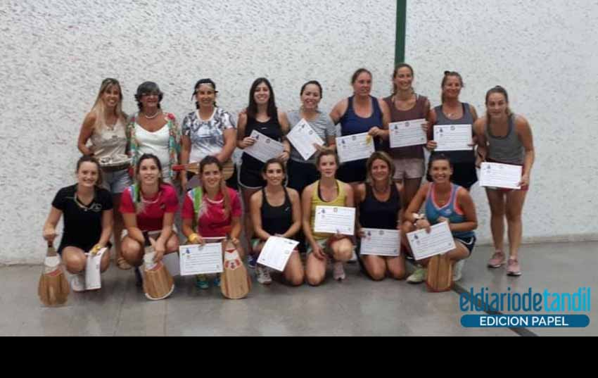 The Gure Etxea Basque Club in Tandil proudly shares the club's advancements decidedly incorporating sports and women's contributions