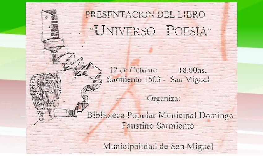 Askatasunaren Bideak 'Universo Poesía' liburuan hartu du parte