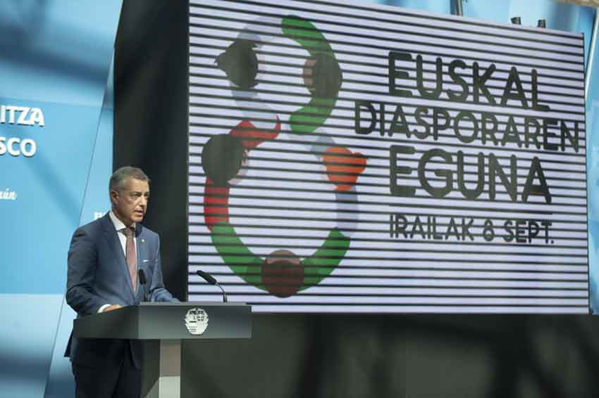 Urkullu Basque Diaspora Day 2018