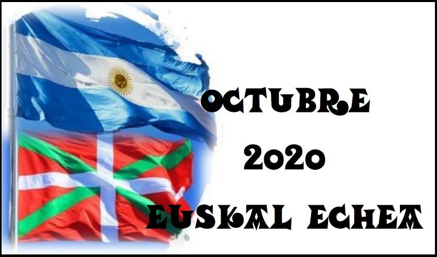 En 2020 la Fiesta Vasca del Euskal Echea se convirtió en un Viaje Virtual