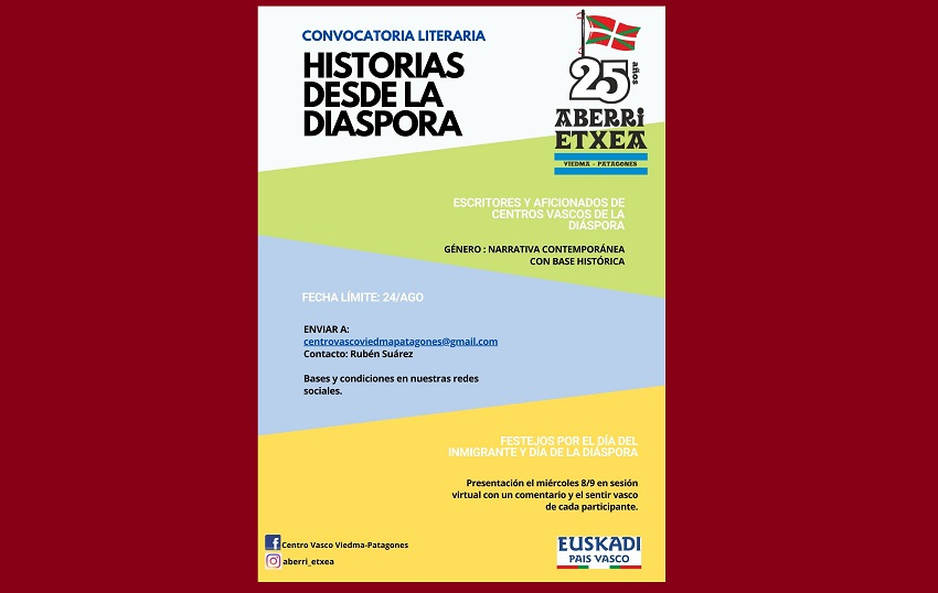 """Poster for """"Stories from the Diaspora"""""""