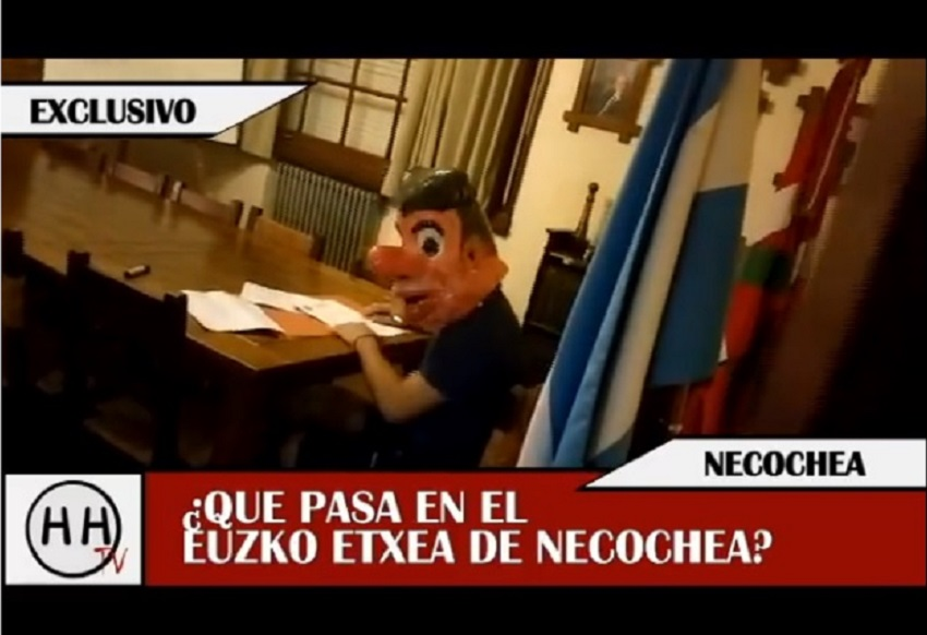 What's happening in Necochea?