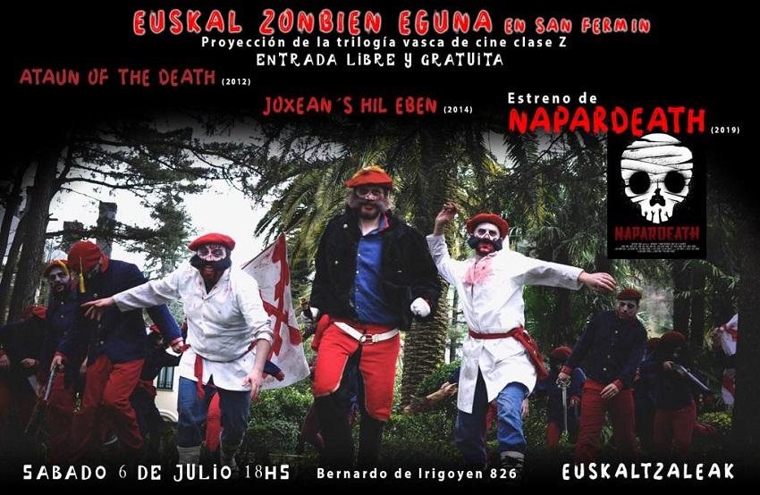 Ataun Of The Dead Trilogia Buenos Airesen