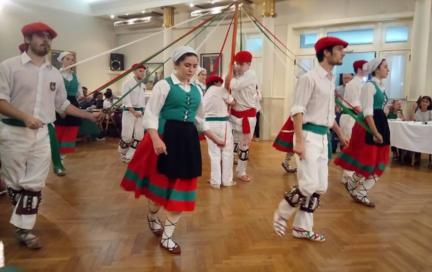 Basque dances