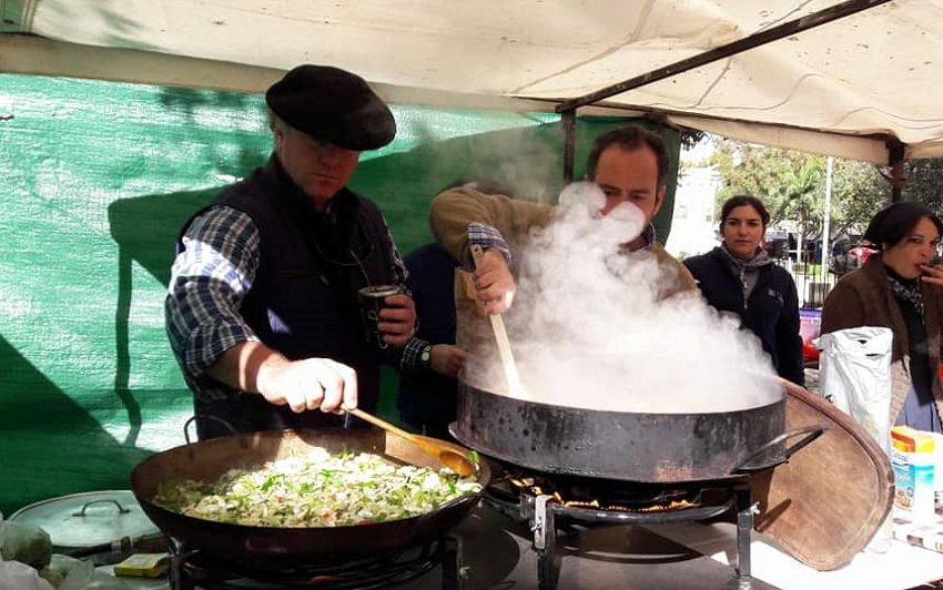 Basque cooking